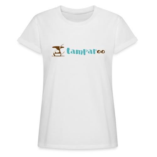 Tamparoo - Maglietta ampia da donna