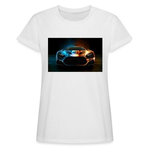 car - Women's Oversize T-Shirt
