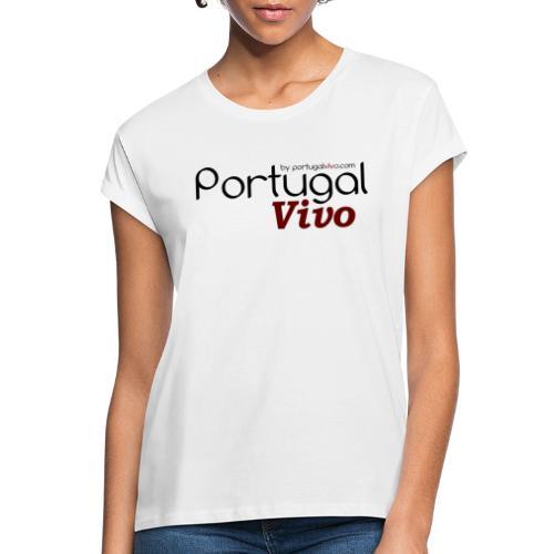 Portugal Vivo - T-shirt oversize Femme