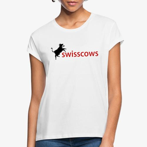 Swisscows - Frauen Oversize T-Shirt