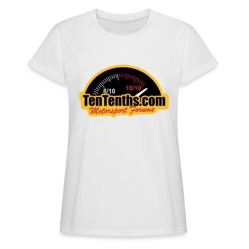 3Colour_Logo - Women's Oversize T-Shirt