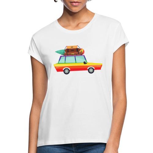 Gay Van | LGBT | Pride - Frauen Oversize T-Shirt
