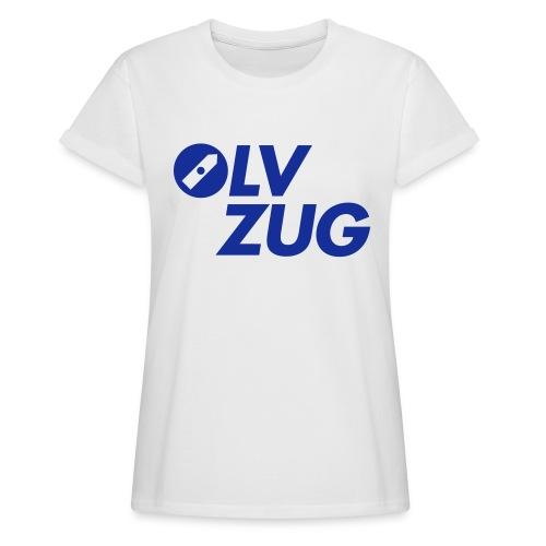 OLV_Zug_Logo_2_Z_ohneRand - Frauen Oversize T-Shirt