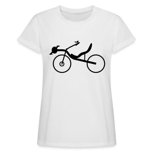 Raptobike - Frauen Oversize T-Shirt