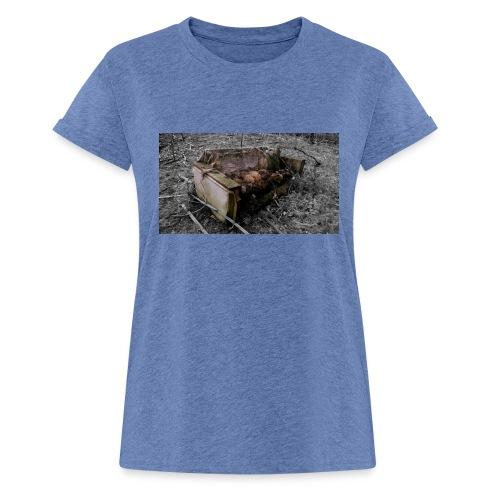 sofa 1 - Dame oversize T-shirt