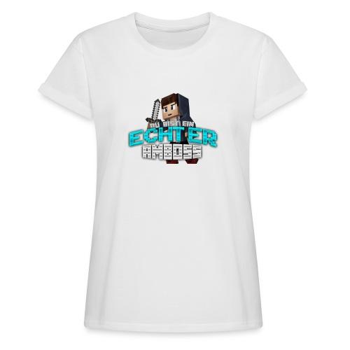 Echter Amboss! - Women's Oversize T-Shirt