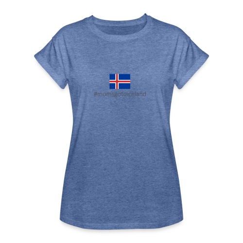 Iceland - Women's Oversize T-Shirt