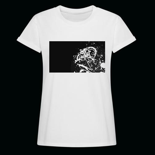 h11 - T-shirt oversize Femme