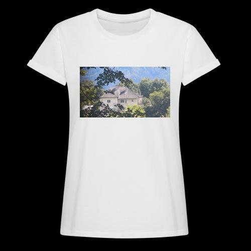 Altes Haus Vintage - Frauen Oversize T-Shirt