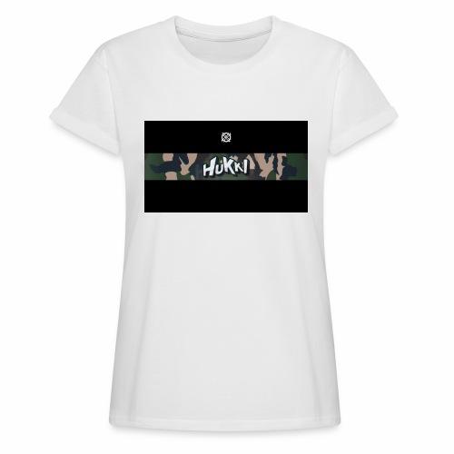 HuKKi - Frauen Oversize T-Shirt