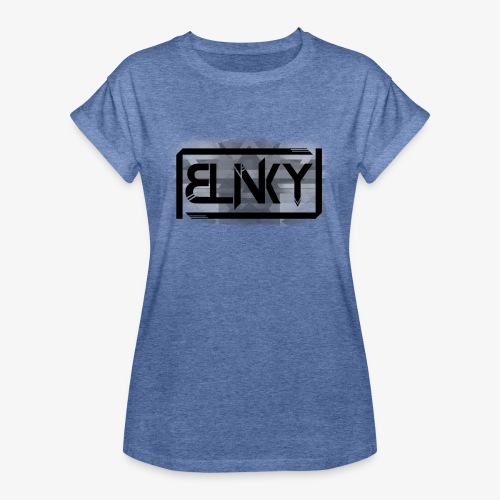 Blinky Compact Logo - Women's Oversize T-Shirt