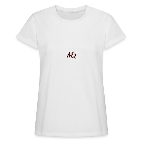 ML merch - Women's Oversize T-Shirt