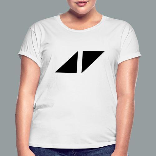Avicci logo - Camiseta holgada de mujer