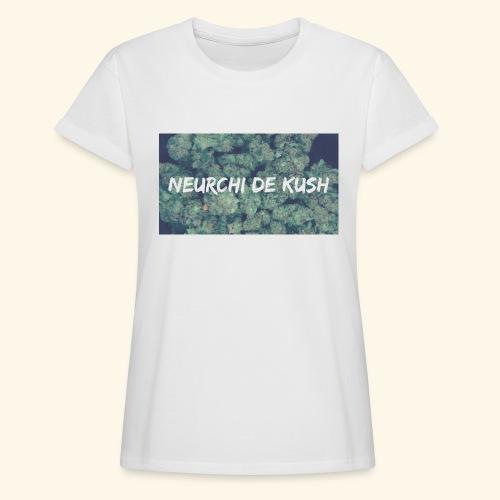 NEURCHI DE KUSH - T-shirt oversize Femme