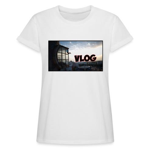 Vlog - Women's Oversize T-Shirt