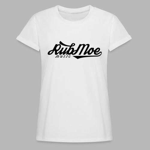 RubMoe - Oversize T-skjorte for kvinner