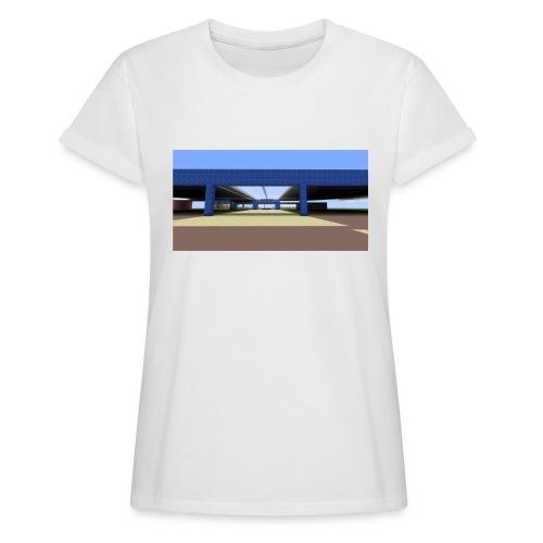 2017 04 05 19 06 09 - T-shirt oversize Femme