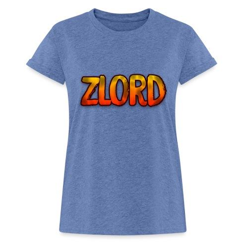 YouTuber: zLord - Maglietta ampia da donna