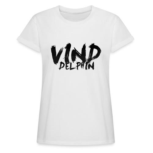 VindDelphin - Women's Oversize T-Shirt