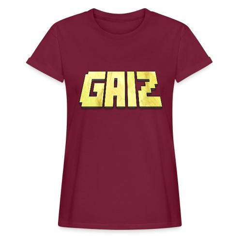 POw3r-gaiz maglia - Maglietta ampia da donna