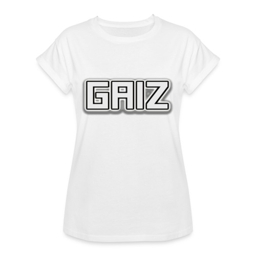 Gaiz maglie-senza colore - Maglietta ampia da donna