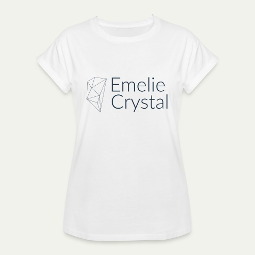logo transparent background - Women's Oversize T-Shirt