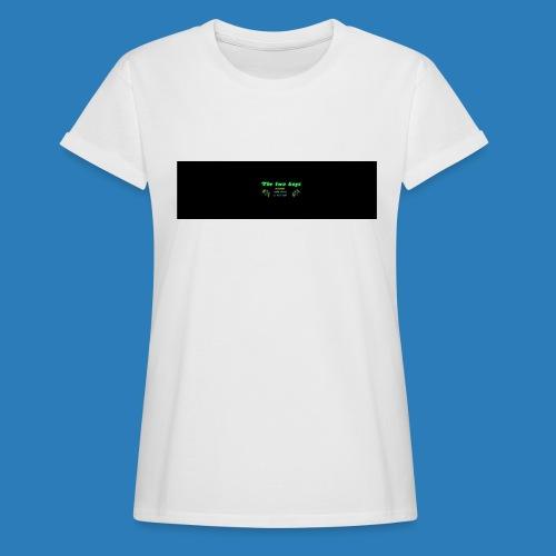 tetete-png - Dame oversize T-shirt
