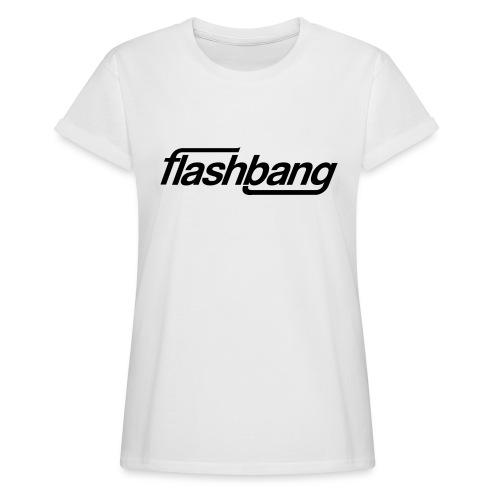 FlashBang Enkel - 100kr Donation - Oversize-T-shirt dam