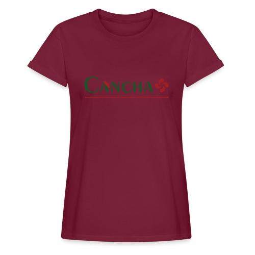 Cancha - T-shirt oversize Femme