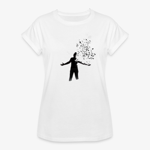 Coming apart. - Women's Oversize T-Shirt