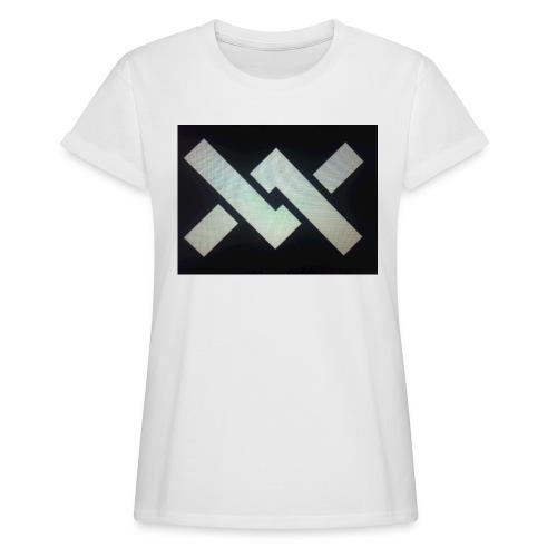 Original Movement Mens black t-shirt - Women's Oversize T-Shirt