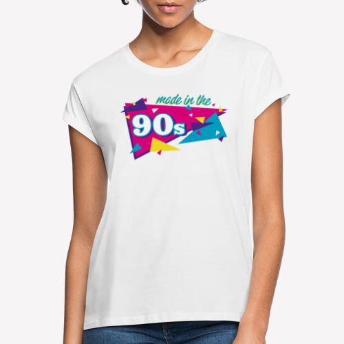 Made in the 90s - Frauen Oversize T-Shirt