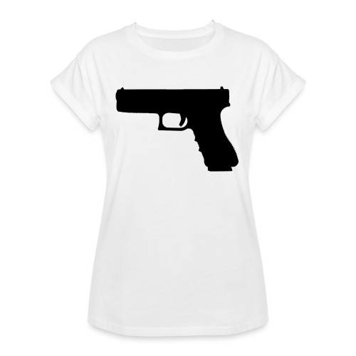 The Glock 2.0 - Women's Oversize T-Shirt