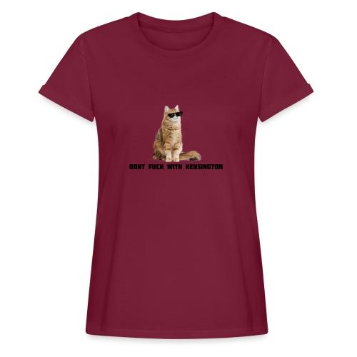 DFWK - Vrouwen oversize T-shirt