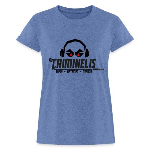 criminelis - Vrouwen oversize T-shirt