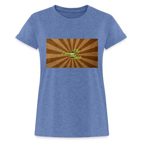 THELUMBERJACKS - Women's Oversize T-Shirt
