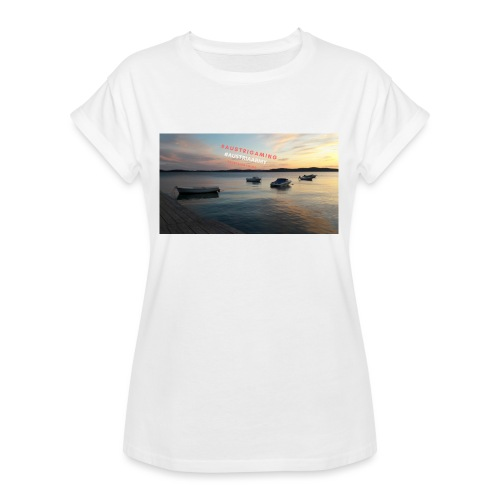 Merch - Frauen Oversize T-Shirt