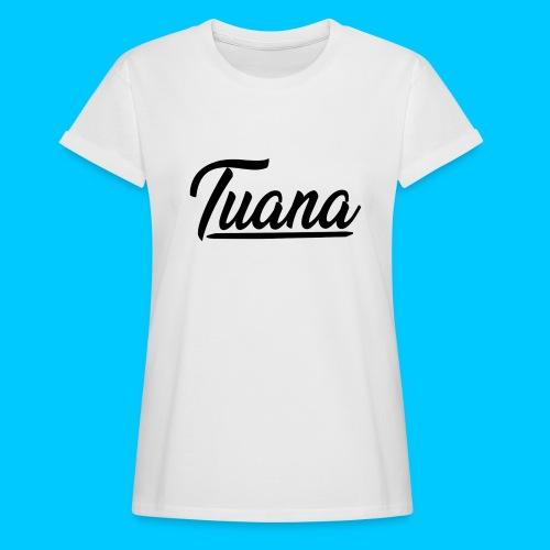 Tuana - Vrouwen oversize T-shirt