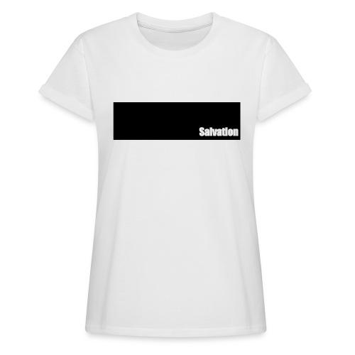 Salvation - Frauen Oversize T-Shirt