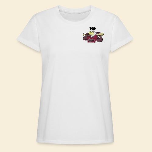 CliffOS png - Frauen Oversize T-Shirt