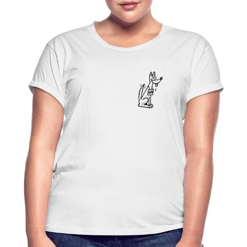 Grrr - Oversize-T-shirt dam