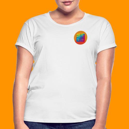Matemáticas Sin Más Rainbow - Camiseta holgada de mujer