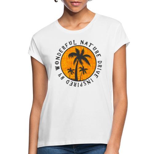 Wonder Nature - Women's Oversize T-Shirt