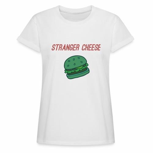 Stranger Cheese - T-shirt oversize Femme