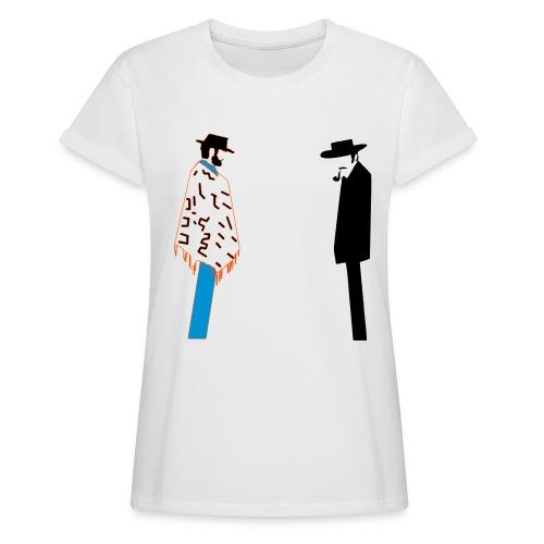 Bad - T-shirt oversize Femme