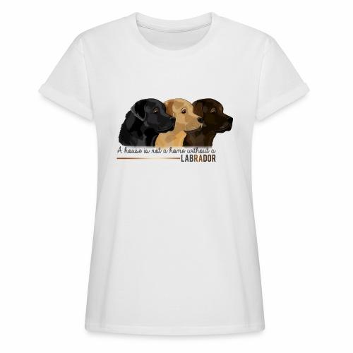 Labrador - T-shirt oversize Femme