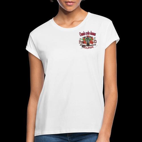 Fertiges First AiD Course - Frauen Oversize T-Shirt