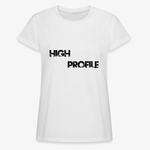 HIGH PROFILE SIMPLE - Women's Oversize T-Shirt