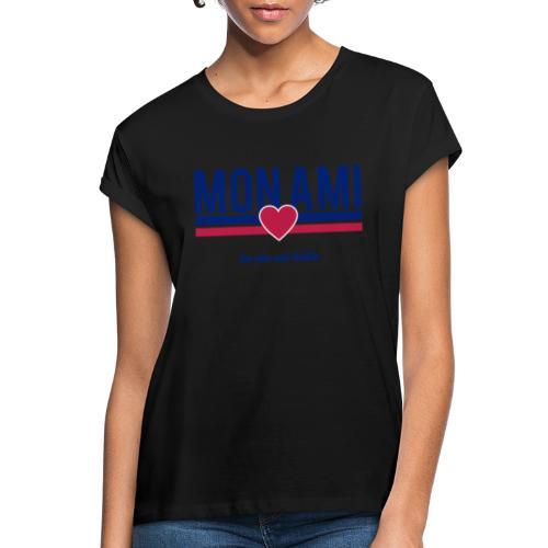 Mon Ami - Women's Oversize T-Shirt