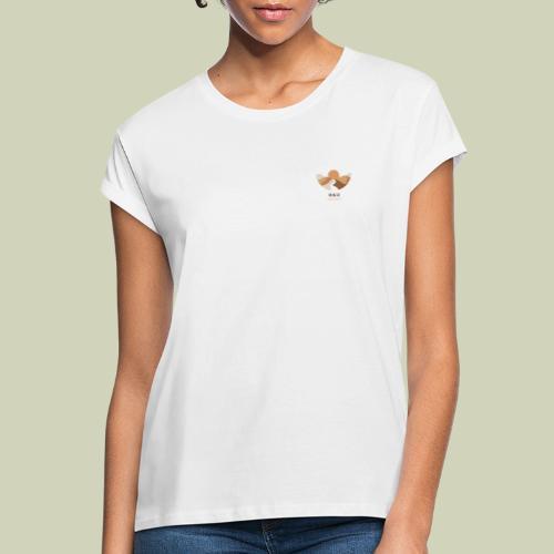 Rapunique logo - Dame oversize T-shirt